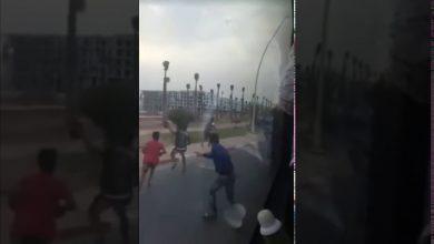 Photo of خطير.. مشرملين يهاجمون حافلة للنقل العمومي بالحجارة بمدينة أكادير