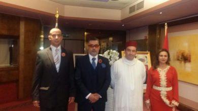 Photo of منسق حزب الحمامة بأنفرس يسلط الضوء على ملف حرمان أطفال الجالية من التسجيل في قنصليات المغرب