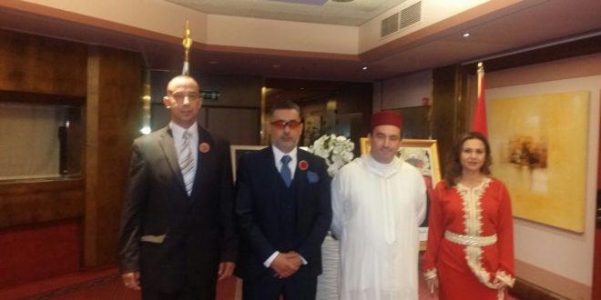 منسق حزب الحمامة بأنفرس يسلط الضوء على ملف حرمان أطفال الجالية من التسجيل في قنصليات المغرب