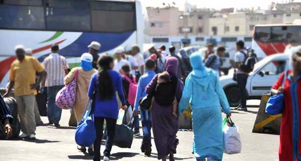 عيد الأضحى.. تدابير استثنائية لتخفيف الضغط استعدادا لنقل المسافرين