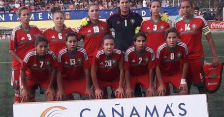 فوز عريض للمنتخب الوطني النسوي على فريق إلبي الفرنسي