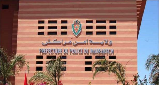 مراكش.. إيقاف 1015 شخصا مابين فاتح غشت الجاري والعاشر منه