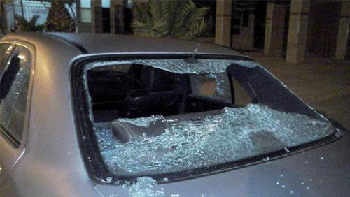 مراكش.. توقيف ثلاثة مدمنين ألحقوا أضرارا مادية بمجموعة من السيارات