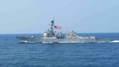 Photo of البحرية الأمريكية تنتشل جثة ثانية خلال عملية بحث عن بحارة مفقودين