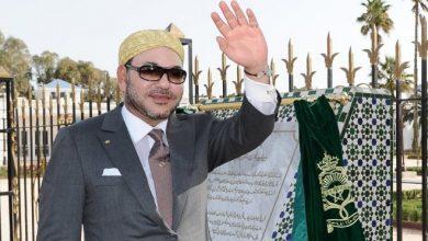 Photo of الملك محمد السادس يترأس بالمضيق حفل استقبال بمناسبة الذكرى الـ 54 لميلاده