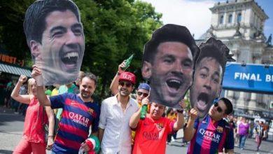 Photo of نيمار.. خلاف مع إدارة نادي برشلونة واحتفال مشترك مع لاعبيه
