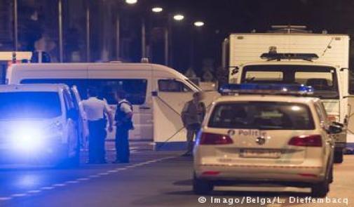 """طعن جنديين في بروكسل في هجوم """"إرهابي"""" ومقتل المهاجم"""