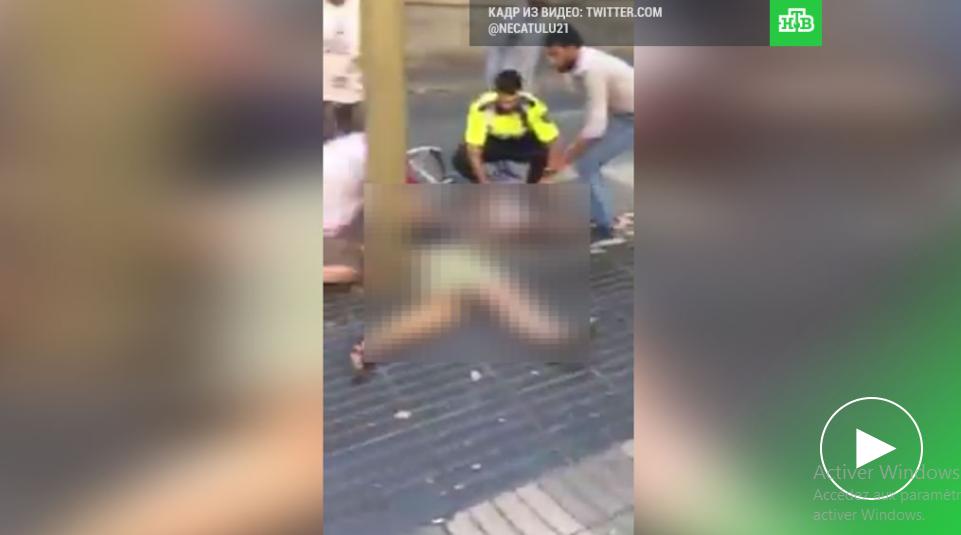 هذا هو الفيديو المرعب لعملية اسبانيا القاتلة