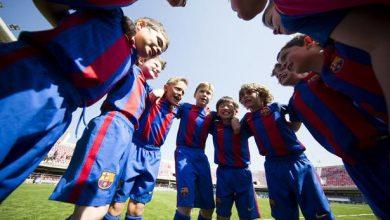 Photo of برشلونة يؤكد رسميا وقف نشاط مدرسته لكرة القدم في الدار البيضاء