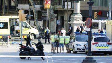 Photo of الشرطة الإسبانية تقتل شخصا يحمل حزاما ناسفا قرب برشلونة