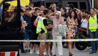 إسبانيا.. ضحايا حادث برشلونة من 18 جنسية مختلفة