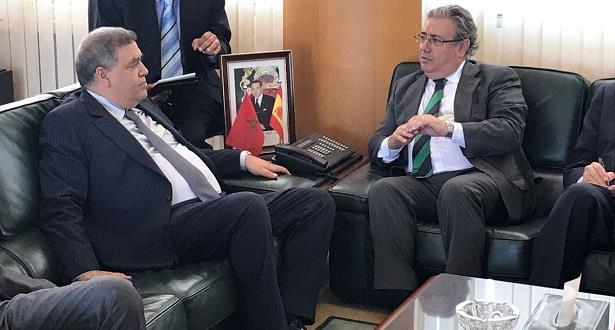 وزير الداخلية الإسباني يقوم الثلاثاء بزيارة للمغرب