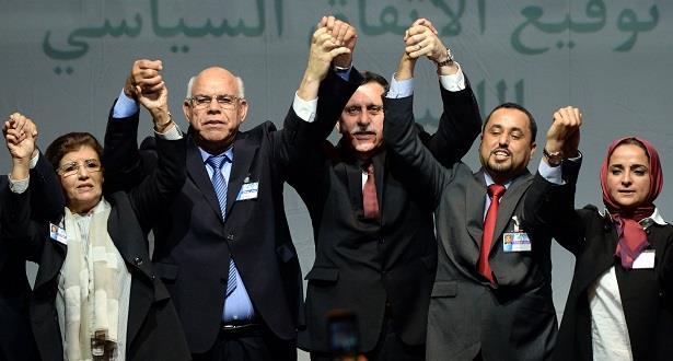 مصر تؤكد محورية اتفاق الصخيرات كأساس للتسوية السياسية الشاملة في ليبيا