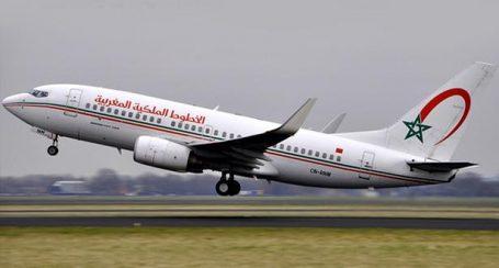 الخطوط الملكية المغربية تسجل رقما قياسيا جديدا في حركة النقل الجوي