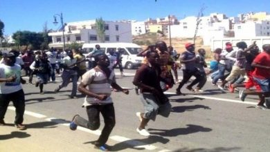 Photo of طنجة: مواجهة بين أفارقة وشباب مغاربة (فيديو)