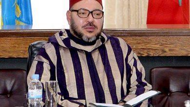 Photo of برقية تهنئة من الملك محمد السادس للخليفة العام الجديد للطريقة التيجانية بالسنغال