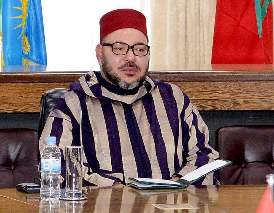 برقية تهنئة من الملك محمد السادس للخليفة العام الجديد للطريقة التيجانية بالسنغال