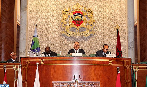 المغرب يتسلم رئاسة رابطة مجالس الشيوخ والشورى والمجالس المماثلة في إفريقيا والعالم العربي
