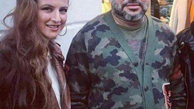 Photo of صورة: الملك محمد السادس بلباس عسكري بقلب باريس