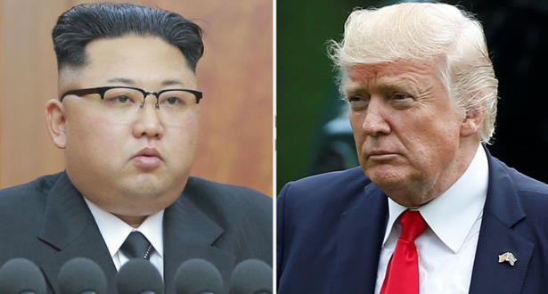 ترمب يرد على سؤال: هل ستهاجم الولايات المتحدة كوريا الشمالية؟