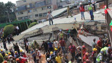 Photo of زلزال المكسيك: لا وجود لضحايا من أفراد الجالية المغربية