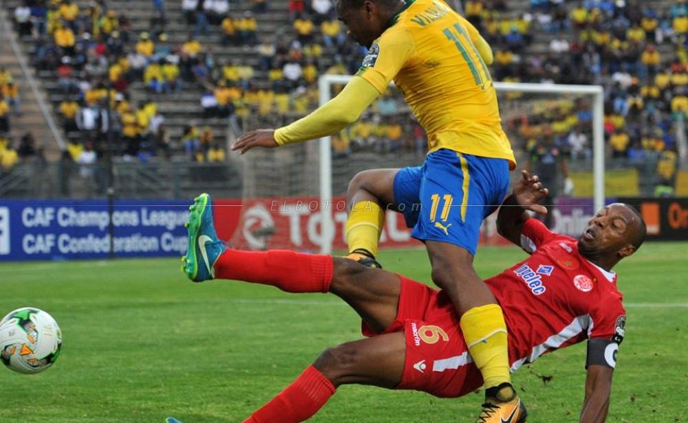 الموريتاني المغيفري يقود مباراة الوداد وصان داونز بالرباط