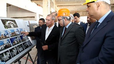 Photo of إنجاز نصف أعمال تنفيذ مشروع قصر العدالة بفاس