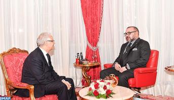 Photo of نزار بركة: الاستقبال الملكي محفز على الانخراط في الإصلاحات الكبرى