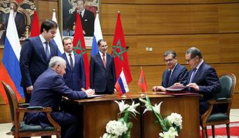 Photo of المغرب وروسيا يوقعان على 11 اتفاق تعاون تهم عددا من المجالات