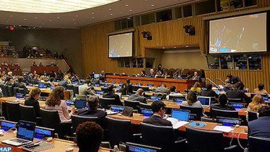 Photo of فضح انتهاكات حقوق الانسان بمخيمات تندوف أمام اللجنة الرابعة للأمم المتحدة