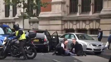Photo of إصابة عدة أشخاص بجروح في حادث دهس وسط لندن