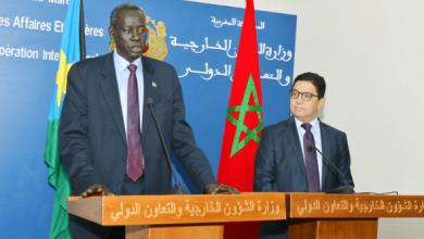 """Photo of دينغ كيول: جنوب السودان """"متفهم جدا"""" لموقف المغرب في ما يتعلق بقضية الصحراء ويثمن دور الأمم المتحدة"""