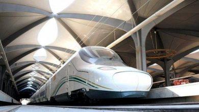 Photo of قطار الحرمين السريع في أول رحلة تجريبية بين جدة ومكة