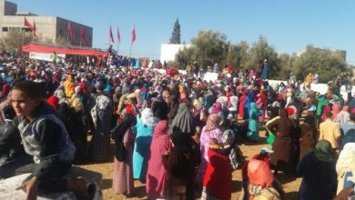 "Photo of غربان ""العدل والإحسان"" تنتعش مع الحادث المأساوي لإحدى قرى الصويرة"