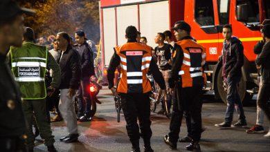 Photo of فيديو: اعتقال هولنديين لضلوعھما في التنفیذ المادي لجریمة القتل العمد بمقھى بمراكش