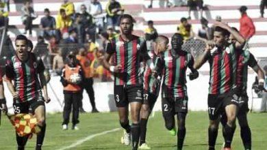 Photo of أهداف المباراة المثيرة بين حسنية أكادير والزعيم  2_2