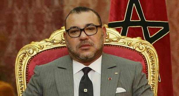 برقيات تعازي ومواساة من الملك محمد السادس إلى أسر ضحايا حادث التدافع