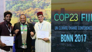 Photo of كوب 23: تتويج المغربي يونس لمساوي عن فيديو حول مراكش مدينة خضراء