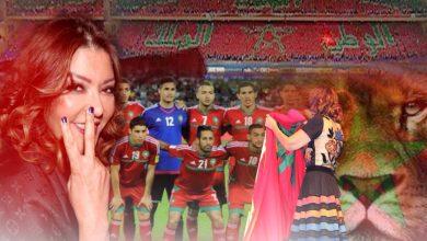 Photo of سميرة سعيد تغني للمنتخب المغربي – شاهد الفيديو