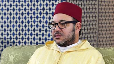 Photo of أمير المؤمنين يترأس بمسجد بدر بالرباط حفلا دينيا إحياء لليلة المولد النبوي الشريف