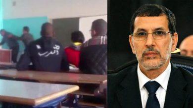 Photo of رئيس الحكومة يؤكد أنه سيتم التعامل قانونيا وبالصرامة اللازمة مع حالات العنف في المدارس
