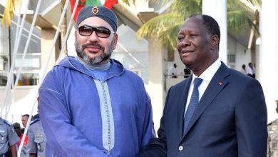 Photo of الملك محمد السادس يجري مباحثات على انفراد مع الرئيس الحسن واتارا