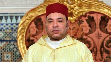 Photo of الملك يهنئ الحاكم العام لأنتيكوا وباربودا بمناسبة العيد الوطني لبلاده