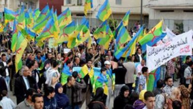 Photo of الجزائر /فيديو/: مظاهرات بمنطقة القبايل للمطالبة بترقية الأمازيغية