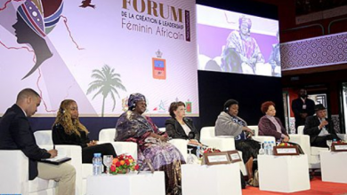 Photo of العيون.. الدورة الأولى للمنتدى الدولي للإبداع والقيادات النسائية الإفريقية
