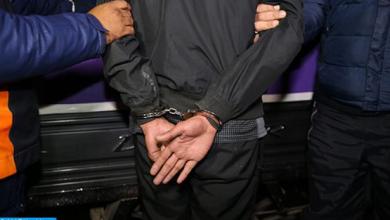 Photo of بركان: توقيف شخص يشتبه في ارتباطه بشبكة إجرامية تنشط في الترويج الدولي للمخدرات