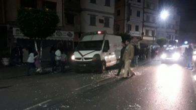 Photo of إصابة 13 شخصا بجروح وحروق إثر انفجار قنينة غاز بمقهى في الدار البيضاء