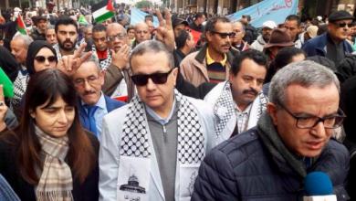 "Photo of الرباط: انطلاق المسيرة الوطنية التضامنية مع الشعب الفلسطيني تنديدا بقرار ""ترامب"""