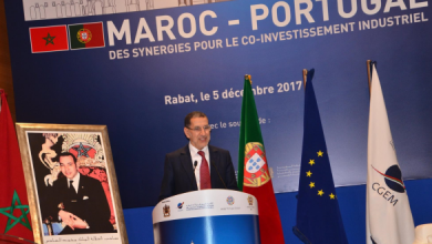 Photo of رئيس الحكومة يجدد رغبة المغرب في الارتقاء بتعاونه مع البرتغال