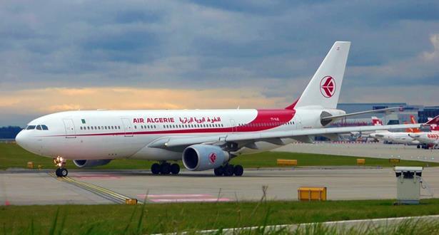"""وزير يعترف بأن شركة الخطوط الجوية الجزائرية تمر بوضعية مالية """"صعبة"""""""